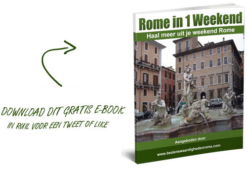 E-book Rome in 1 weekend